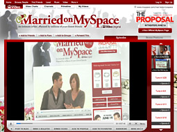 'Married' is the first reality series in some time, offline or on, that eases commercial content into its flow in a way that feels both natural for viewers and worthwhile for marketers.