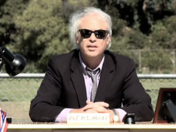 Peter Mehlman is the writer, producer and host of 'Peter Mehlman's Narrow World of Sports.'