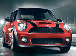 This week Mini will launch its John Cooper Works version of the soft top globally.