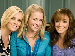 Jenny McCarthy, Chelsea Handler and Leah Remini