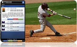 The MySpace Widget for TV will allow users to interact with MySpace on a new generation of web-connected TVs.