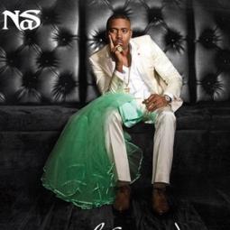 Nas' latest album, 'Life Is Good.'