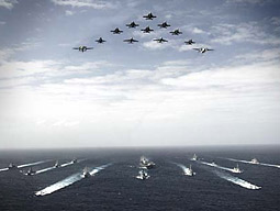 Campbell-Ewald has handled the Navy since 2000.