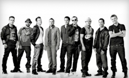 New Kids on the Block and the Backstreet Boys