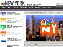 New York Nonstop's biggest sin: Its content comes across as stale.