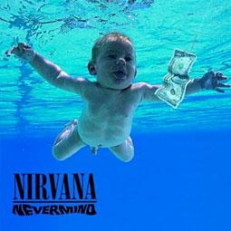 The Nirvana album that includes 'Smells Like Teen Spirit.' Insert your own 'Rebecca Black stinks' joke here.