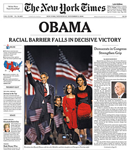The New York Times printed an extra 50,000 copies after newsstands and bookstores across the city sold out of editions.