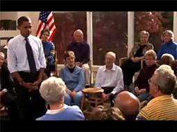 'Barack Obama: An American Journey'