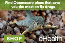 An Obamacare ad from eHealth Seen on Jan 30.