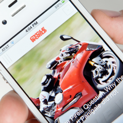 CycleWorld is one of the publications that uses Onswipe technology.