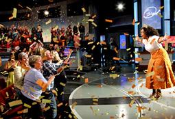 Oprah Winfrey announces her Ultimate Australian Adventure.