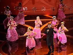 'Jai Ho,' the rhythmically captivating song from 'Slumdog Millionaire' won an Academy Award for best original song.
