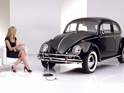 Heidi Meets Max: Will the 1964 Beetle become 'the new, lovable brand icon'?