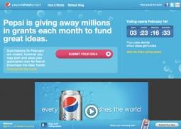 Pepsi's Refresh Everything