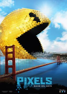 'Pixels,' a forthcoming Adam Sandler movie from Sony Pictures