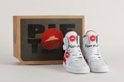 Pizza Hut Pie Top Shoes
