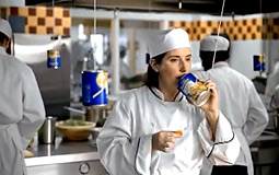 Progresso's 'You Gotta Taste this Soup' campaign debuted last year.