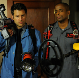 Shawn and Gus on USA's 'Psych.'