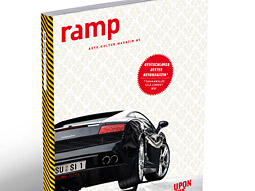 Ramp was awarded best in class for automobile culture at the Lead-Awards 2008.