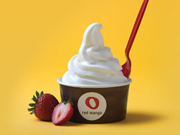 Red Mango got its start in South Korea years before archrival Pinkberry.
