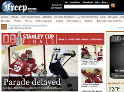 Guess we know which headline suggestion was picked this morning.