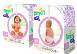 'Pampers by Cynthia Rowley Collection'