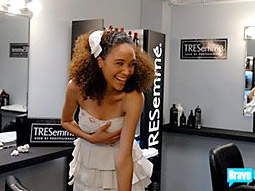Tresemme has been the exclusive hair-care sponsor for the past four seasons of 'Runway.'