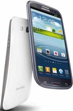 Samsung Galaxy S III is getting a massive ad campaign.
