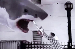 'Sharknado' drove massive social chatter but didn't match up in terms of ratings.