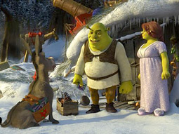 'Shrek the Halls' held 94% of its rating from last season, and was ABC's highest-rated show of the night.