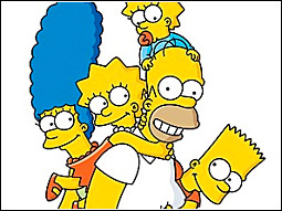 People who watch 'The Simpsons' on Sky in the U.K. think Domino's Pizza, which has sponsored the show for a decade, is an excellent fit and even believe that the cartoon family eats a lot of pizza.