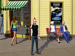 'The Sims 3' promises to be more realistic, with improved graphics, better processing power and an increase in ads.