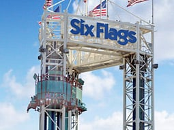 Six Flags is doing its best to protect its image online with a PR blitz.