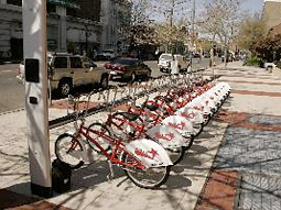 The SmartBike DC program, which will be operated and maintained by Clear Channel Outdoor, is the first such program to go into effect in North America.