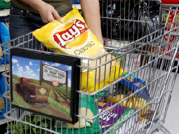 News Corp.'s News America Marketing unit publishes SmartSource newspaper coupon inserts and controls in-store advertising vehicles throughout much of the U.S. supermarket industry.