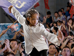 Jaden Smith is the star of the surprise hit movie remake of 'The Karate Kid.'