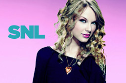 Taylor Swift recently hosted 'SNL.'