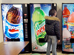 Volume declines in 2008 were more a symptom of ongoing issues within the carbonated soft drink category, rather than a one-time decline related to economic woes.