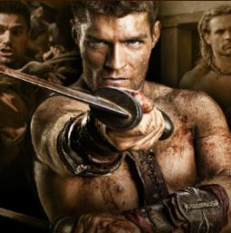 'Spartacus' on Starz