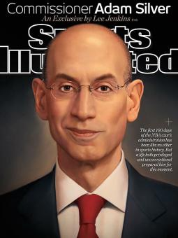 Sports Illustrated, which will soon follow Time magazine into running small ads on the cover.