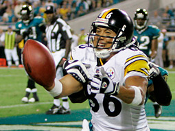 NBC delivered with its 'Sunday Night Football' game between the Pittsburgh Steelers and Jacksonville Jaguars.