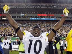 Nielsen now estimates that Super Bowl XLIII was the most-watched TV program in history.