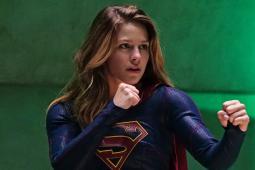 Melissa Benoist as CBS's 'Supergirl.'