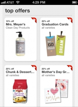 Target Teams Up With Facebook For Deals You Can Share Digital Ad Age