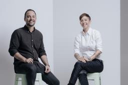 Tasha Cronin & Justin Durazzo