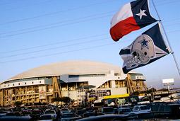 Kraft Foods will sponsor the demolition of Texas Stadium later this spring.