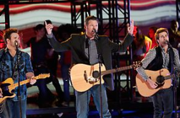 Blake Shelton and the Swon Brothers helped country finish strong on this season of NBC's 'The Voice.'