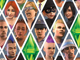 Fans can create Sims characters ahead of the game's release that can travel with them as they surf the web.