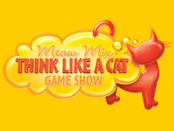 In November, Meow Mix will premiere its first game show for pet owners, 'Meow Mix Think Like a Cat.'
