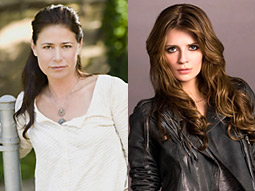 Maura Tierney and Mischa Barton are dealing with medical issues.
